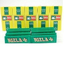 Rizla Ultra Slim Menthol Filter Tips - 5.7mm