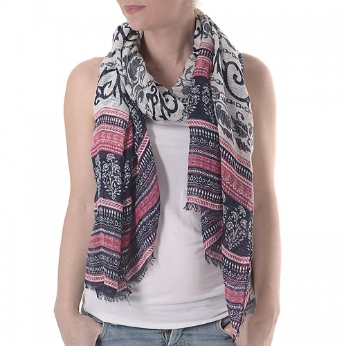 hot selling women's polyester scarf 2017