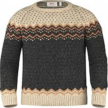 Comfortable Knit Sweater Tarmac in Soft, Warm Wool for Men