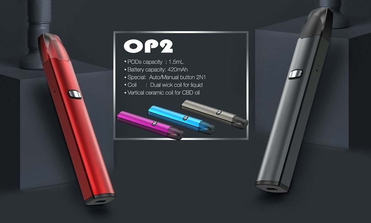 YL vape Anti leakage hight quality 0.5 ml newest product CBD disposable vaporizer pen