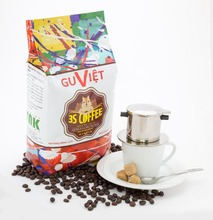 VIETNAMESE HIGH QUALITY - GROUND COFFEE - 3S VIET STYLE