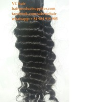 Deep Wave Hair In Weaving From
