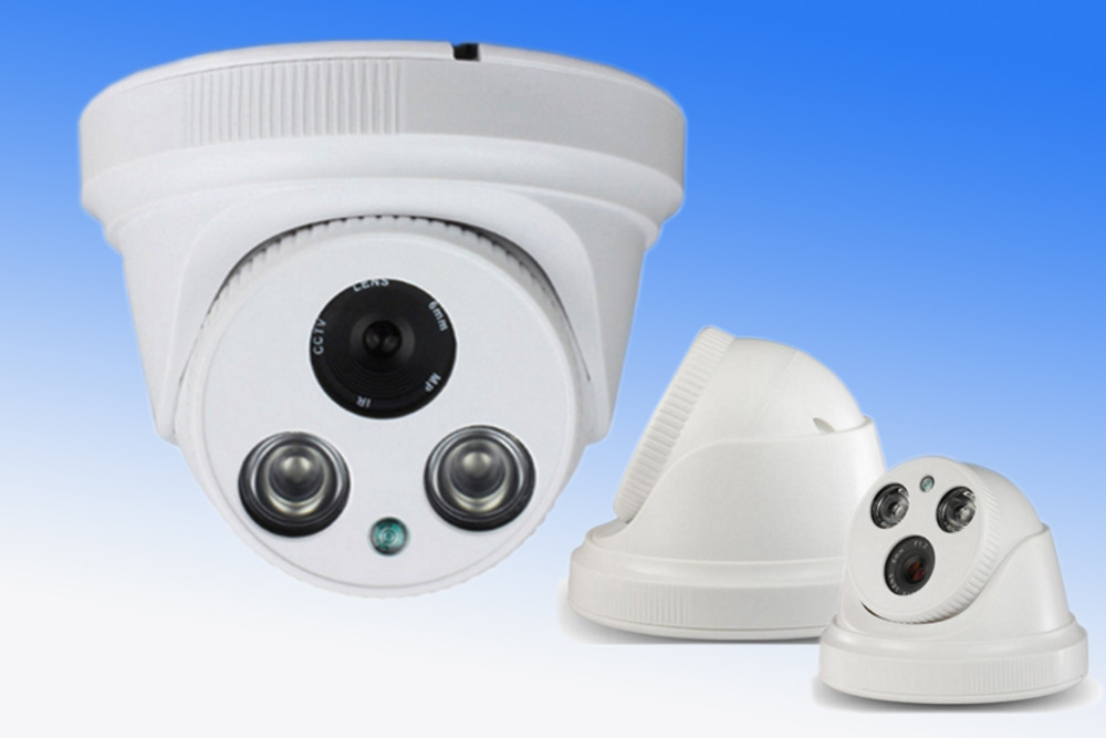 960P Array LED AHD camera