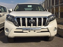 Toyota Prado 2.7L with 9 airbags Limited Edition