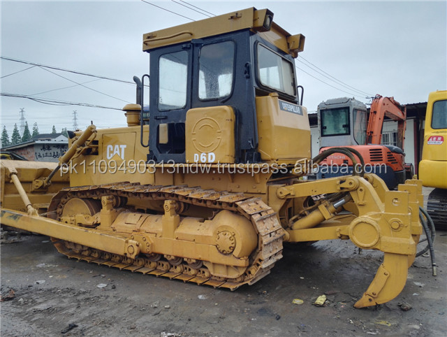 used cat d6 dozer, used cat d6d dozer for sale, cheap used bulldozer cat d6