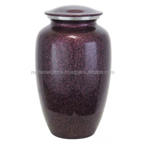 Cremation urn for ashes