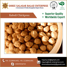 Authentically Tested and Approved New Pack of Indian Kabuli Chickpeas/Garbanzo Beans