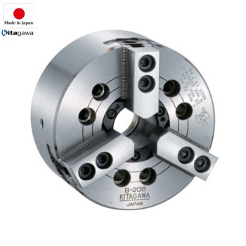 Japan 4.0kg-116.0kg jaw hydraulic self centering chuck
