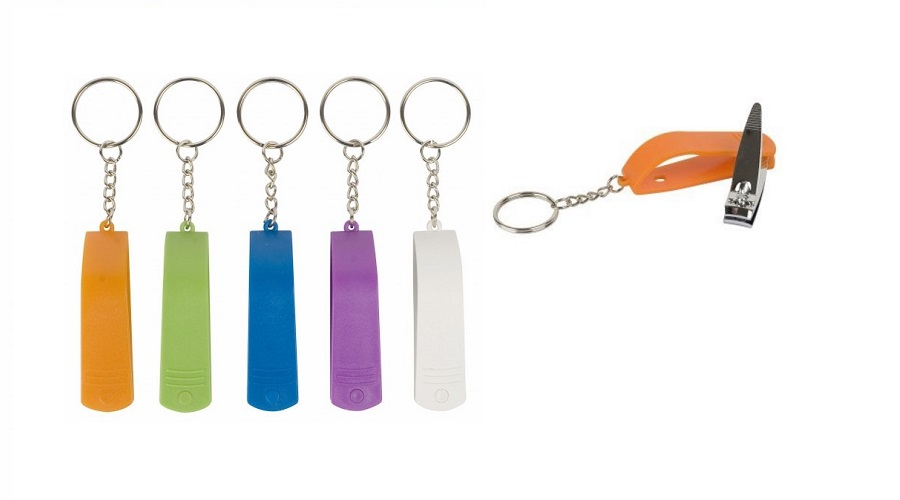 J1403 Mini Nail Clipper with personalised logo printing