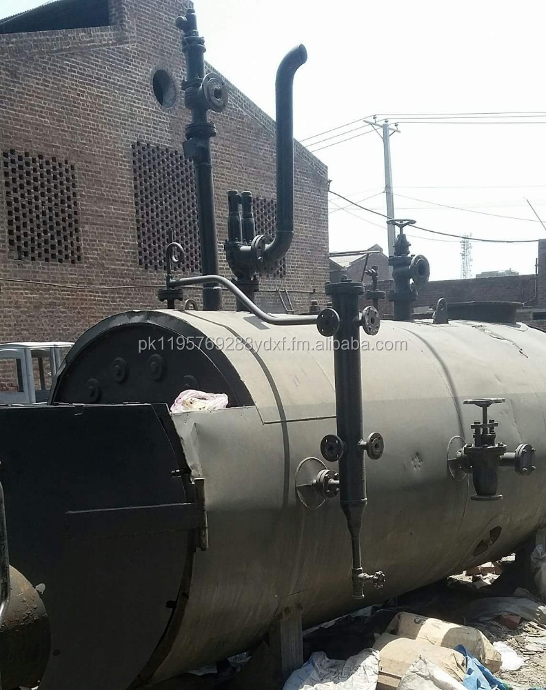 Steam Generation Boiler