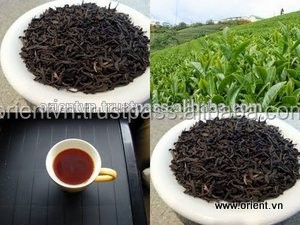 2017 two-three shelf life vietnam black tea OP