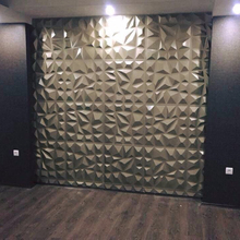 EVEREST - 3D DYEABLE PVC WALL / CEILING PANEL