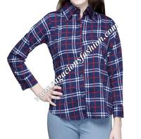 100% cotton, CVC, TC Lades Shirts / Blouses
