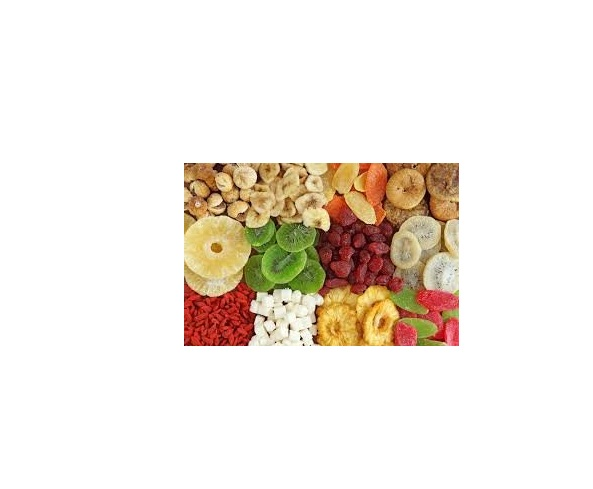 Dehydrated, Dried & Freeze Dried Fruits