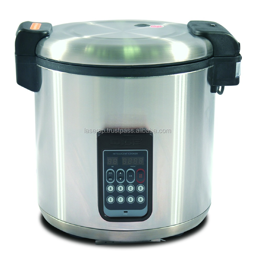 Kitchen appliances 20L Multiple Rice Cooker for Professional Kitchen-8 Preset Cooking Programs
