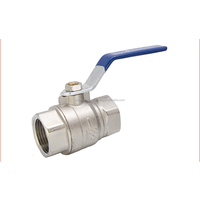 Factory Price High Quality Lockable Brass Ball Valve with Handle Manufacturer India