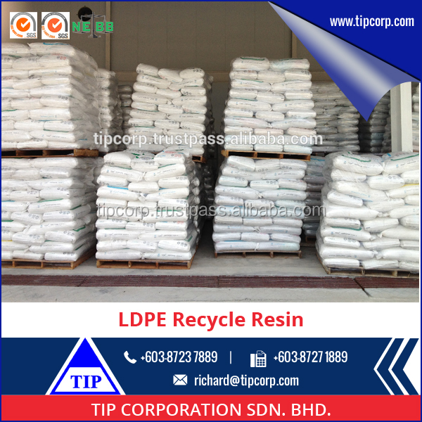 LDPE Recycle Resin