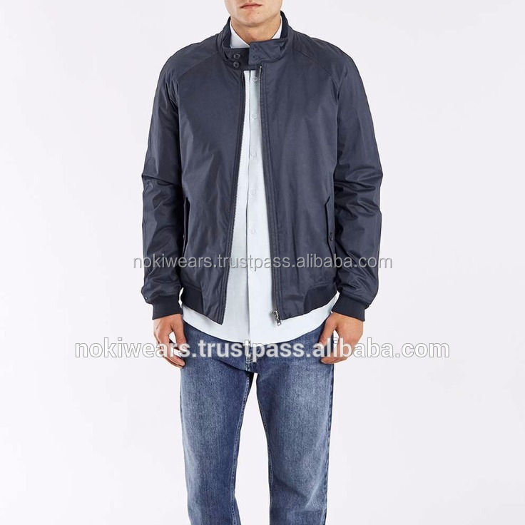 cheapest custom made hot sale new harrinton jackets for men and women/ at noki