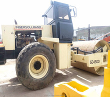 Used Ingersoll-Rand Road Roller, Ingersoll Rand SD100 SD150 SD200 Road Roller Compactor