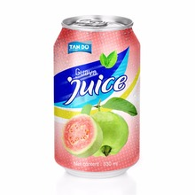 Wholesale 100% Tropical Fruit Juice Pink Guava Juice