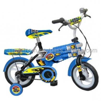 2017 Vietnam New Model Children Bike/ Factory Wholesale Unique Kids Bicycle Picture/Good quality 12 inch children bicycle