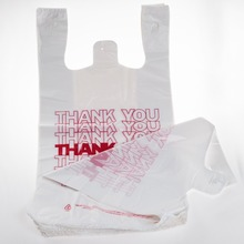 High quality Vietnam T-shirt plastic bags, HDPE/LDPE, use for mutil-purpose