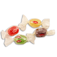 MULTI FRUIT FLAVORED MINI HARD CANDY JAR BONBON LOW PRICE FROM TURKEY HALAL SWEETS