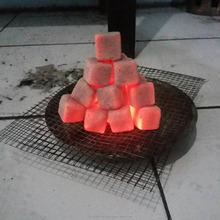 Premium Quality 100 % Coconut Shell Based Charcoal For Shisha From Indonesia