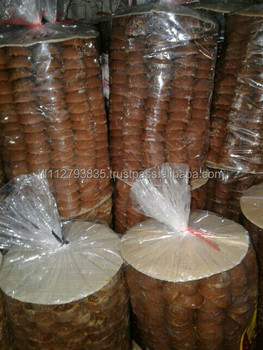 Palm Sugar Cylinder Shape