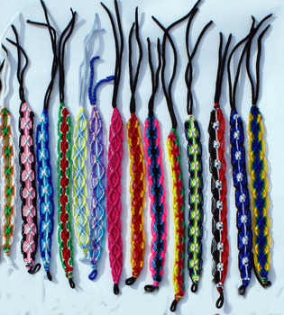 Friendship Bracelets Peruvian Macrame Hand Woven Jewelry Wholesale for Sale Bulk Jewellery UK Lots