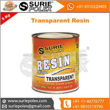 Transparent Resin