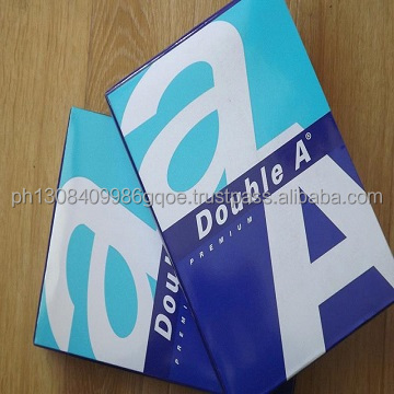 Wholesale 70 Grams A4 Copy Paper / Well produce 80GSM Double A A4 Size Copy Paper from Thailand