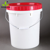 20liter industrial packaging plastic bucket supplier for chemical plastic pail manufacturer