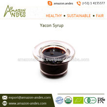 Natural Sweetener Yacon Syrup Available for Export at Low Price