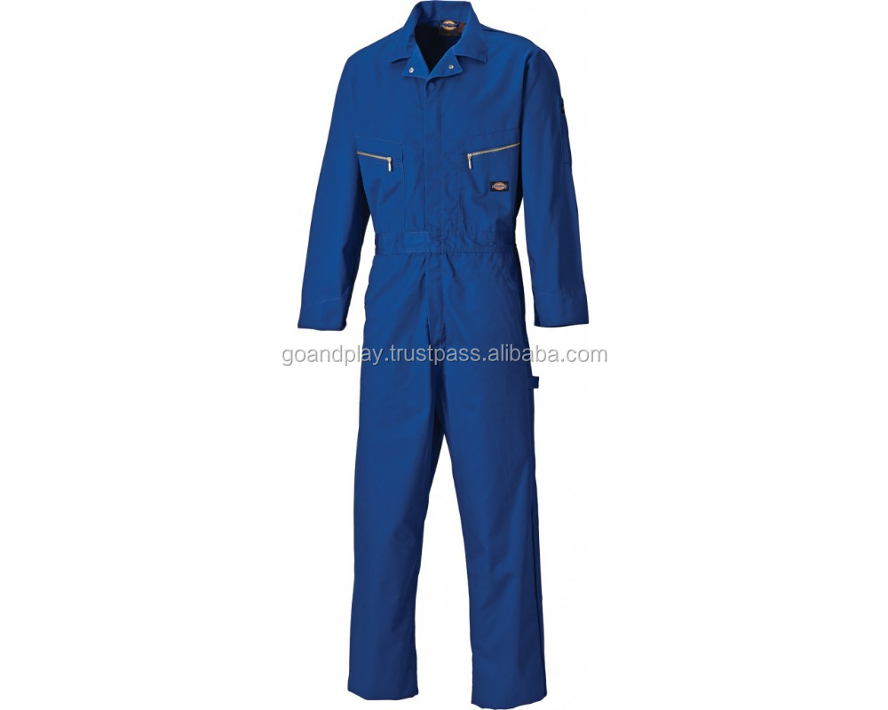 High Quality Wholesale Mens Coverall Reflective Safety Hi Vis Workwear Uniforms