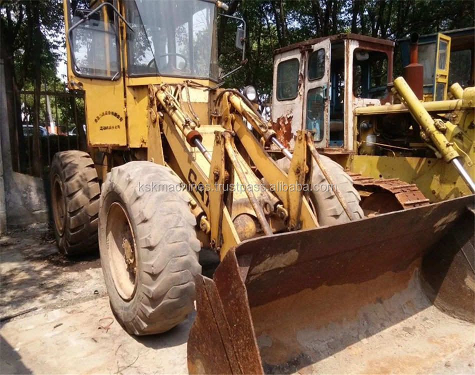Good condition used tractor high quality cat 910 wheel loader for sale