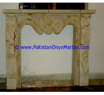 EXPORT QUALITY BEST PRICE MARBLE FIREPLACES BLACK AND GOLD,MULTI STONE, TEAKWOOD BURMATEAK