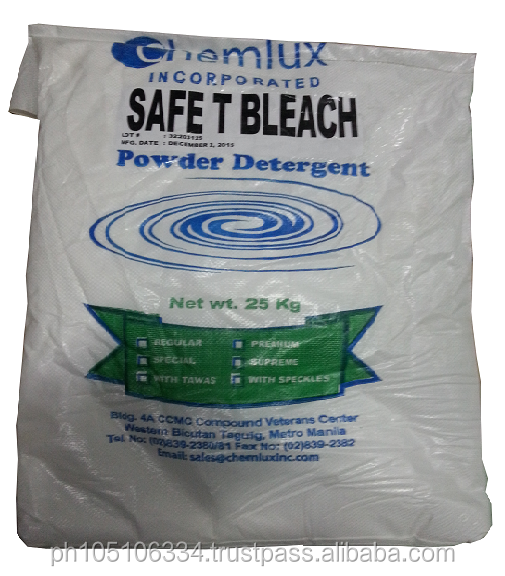Bleach Powder Detergent