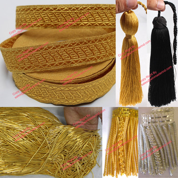 braids Fringes Galloons Tassels and Trim Cord