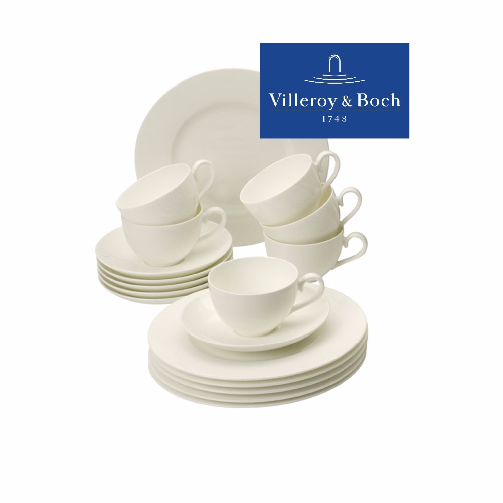 Villeroy & Boch Royal luxury porcelain dinnerware set 30pcs