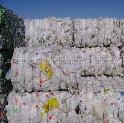 Good price Cold or Hot Washed recycled flakes HDPE milk bottle for sale