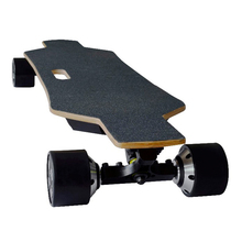 Double Wheel Motors Skateboard 400W Dynamic Electric Long Board