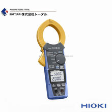 Reliable and Easy to use digital clamp meter for industrial use made in Japan