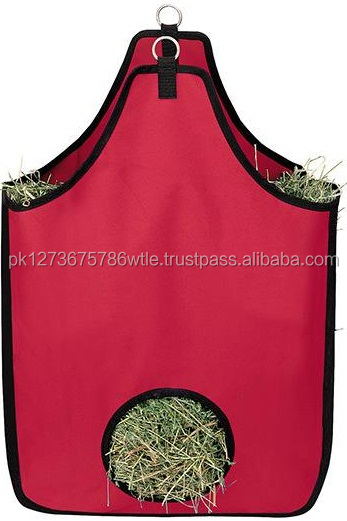 Heavy duty Hay Bags and Bale Bags made of reinforced nylon cordura
