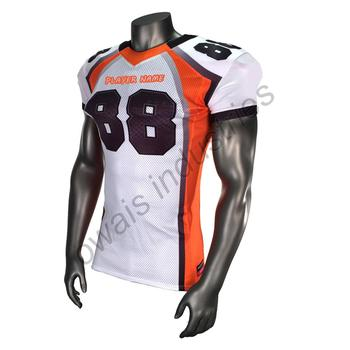 Custom Sublimation Sports Team wear Youth American Football Team uniforms /American Football Jersey