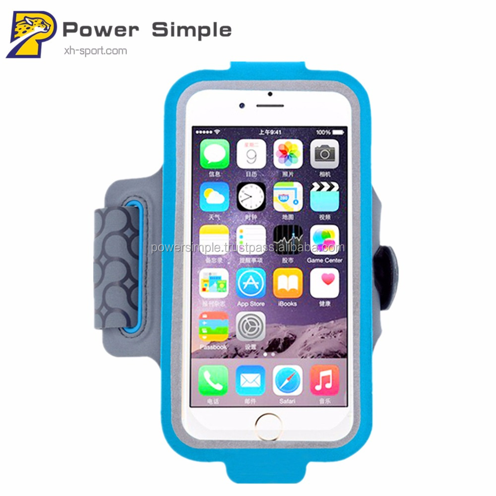 Water Resistant Sports Armband Custom Compatible Brand Running Outdoor Armband