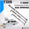 Stainless Steel Gas Spring For Yacht