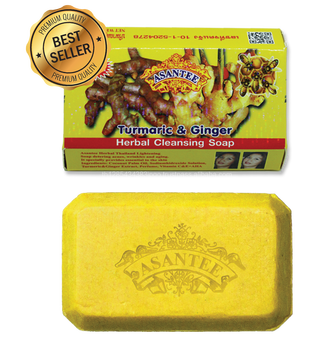 Turmeric & Ginger Soap Thailand