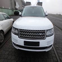 NEW 2018 Land Rover RANGE ROVER HSE 3.0 PETROL White/Black