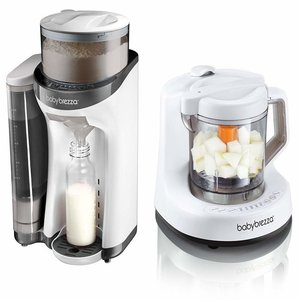 Low Cost- Baby Brezza Formula Pro One Step Food Maker Plus Baby Food Maker